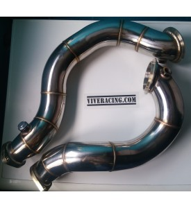 downpipe bmw n54 35i biturbo