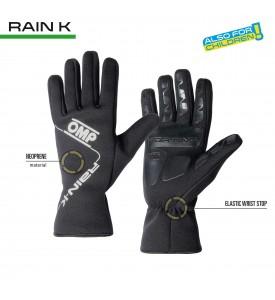GUANTES OMP KART RAIN K KK02739