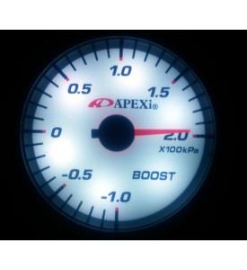 reloj presion de turbo apexi