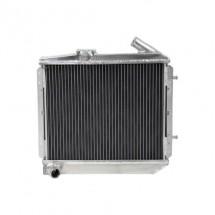Radiador aluminio r5 turbo 70mm