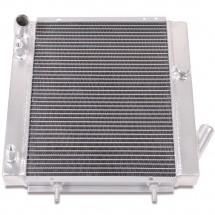 Radiador aluminio r5 turbo 62mm