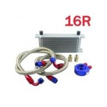 Kit radiador aceite 16 filas