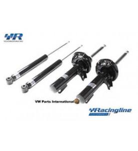 Amortiguadores Racingline Golf 5 GTI / R32 / S3 8P y Golf 6 GTI / R