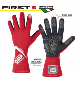 GUANTES OMP FIRST-S IB/761E
