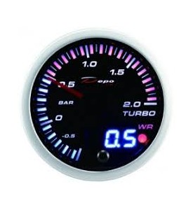 reloj depo 52mm SLD series turbo