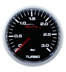 reloj turbo depo 52mm 3 bar