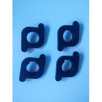 Adaptados plastico bobinas tfsi para 1.8T