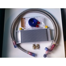 Kit radiador aceite 13 filas