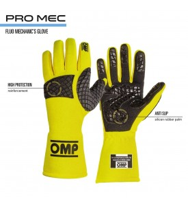 GLOVES PRO MECHANICS OMP IV/758